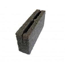 Перегородочный керамзитобетонный блок Еврокам размером 300х200х400 мм