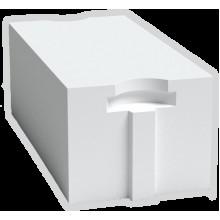 Газобетонный блок 600х400х250 мм Бетолекс D500