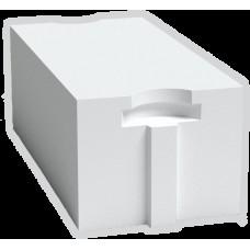 Перегородочный газобетонный блок Бетолекс D500 размером 600х400х250 мм