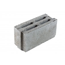 Стеновой керамзитобетонный блок СКЦ размером 300х300х400 мм