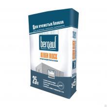 Клей для силикатных блоков Bergauf