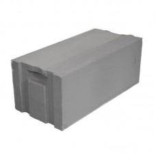 Серый облицовочный твинблок Теплит ТБ-200