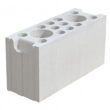 Силикатный блок 600х250х100 мм Поритеп D500