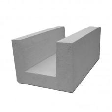 Стеновой газобетонный блок ВКБ D800 размером 600х300х200 мм