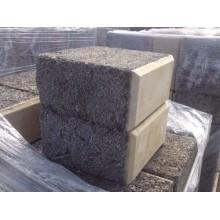 Облицовочный арболитовый блок 500х250х150 мм