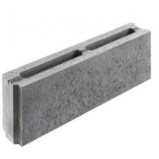 Стеновой керамзитобетонный блок Термокомфорт размером 390х120х188 мм