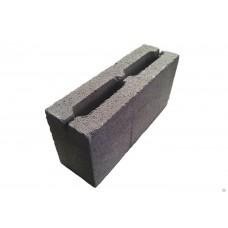 Перегородочный керамзитобетонный блок Термокомфорт размером 390х120х188 мм