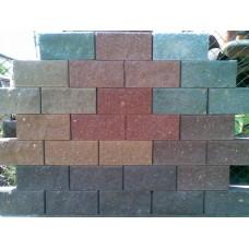 Облицовочный керамзитобетонный блок Термокомфорт размером 390х190х188 мм