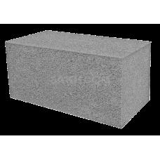 Перегородочный полнотелый битый шлакоблок размером 100х200х400 мм