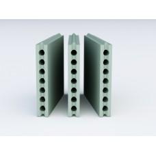 Силикатный перегородочный пазогребневый блок Knauf 667х500х80 мм