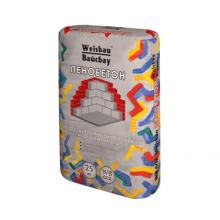 Клей для пеноблоков Weisbau