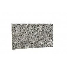 Перегородочный арболитовый блок размером 500х300х200 мм
