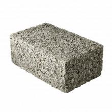 Перегородочный арболитовый блок 500х250х150 мм
