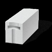 Газосиликатный блок 150х250х600 мм Биктон D400