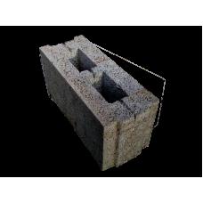 Стеновой керамзитобетонный блок СКЦ размером 600х300х400 мм