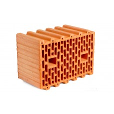 Керамический блок 380х250х219 мм Braer М-200 стеновой