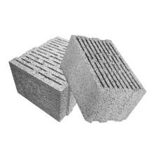 Стеновой керамзитобетонный блок Термокомфорт размером 400х400х200 мм