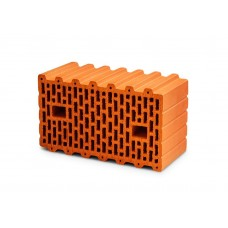 Керамический блок 440х250х219 мм Porikam М-150 стеновой