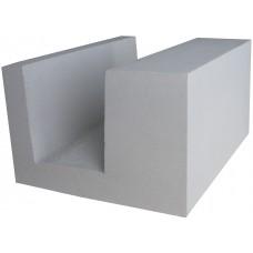Стеновой газоблок Теплон D800 размером 300х400х600 мм