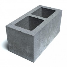 Перегородочный пеноблок Bonolit D500 размером 250х250х600 мм