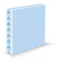 Пазогребневый блок Волма 667х500х100 мм