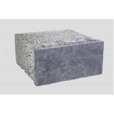 Облицовочный керамзитобетонный блок Алексин размером 200х200х400 мм