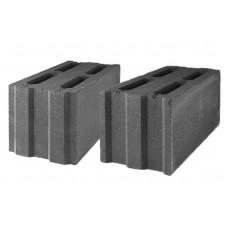 Стеновой керамзитобетонный блок Алексин размером 200х200х400 мм