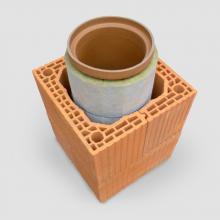 Поризованный керамический блок Ревда М-150