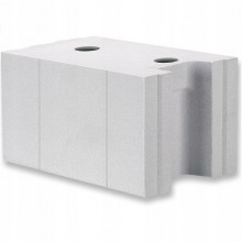 Силикатный блок 600х300х100 мм El-Block D500