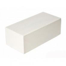 Белый силикатный кирпич М-200