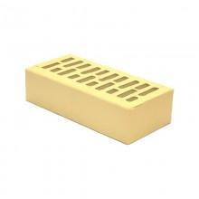 Желтый облицовочный кирпич Terca М-100