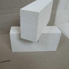 Шамотный кирпич ШБ-8 белый 250х134х40 мм