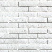 Белый декоративный кирпич Эллинбрик