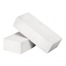 Белый клинкерный кирпич Stroeher М-125