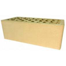 Керамический пустотелый желтый кирпич Кемма