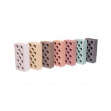 Цветной керамический кирпич Керамин М-75