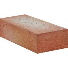 Керамический одинарный полнотелый кора дуба кирпич Поротерм