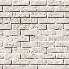 Белая клинкерная плитка под кирпич 240х52х7 мм