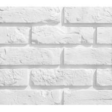 Белый декоративный кирпич Monte Alba